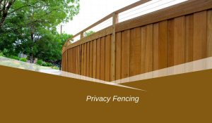 Moreno Valley CA Fencing Contractor Services