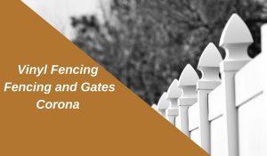 vinyl fencing companies